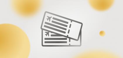 Настройки комиссии для бронирования авиабилетов теперь доступны в «Личном кабинете»